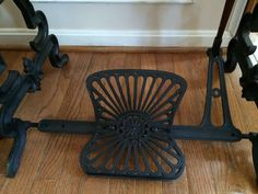 Working Antique 1870 Grover Baker 9 Treadle Sewing Machine Sews Video | eBay
