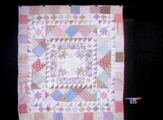 appliqued & pieced (large) Made by Ann Limb, Leeds UK