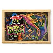 "Melissa & Doug - Wooden Dinosaur Magnets - Melissa & Doug - Toys""R""Us"