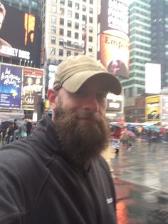 """isaac33brown: """"To much beard for this place """""""