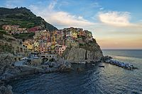 Cinque Terre - Wikipedia, the free encyclopedia