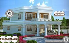 House Inner Design with Exclusive Modern Low Cost Two Story HomesAwesome and Amazing Low Cost Variety Home Collections, House Inner Design , Within 4000 sq ft Double Storied Superb & Good Ideas Of Low Cost Buildings 4000 Sq Ft House Plans, 1500 Sq Ft House, Two Story House Plans, Two Story Homes, Best Modern House Design, Small House Design, Cool House Designs, Home Design Images, House Design Pictures