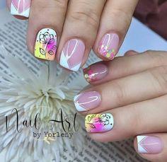 Pink Nails, Gel Nails, Short Nails, Barber, Nail Designs, Nail Art, Glitter, Beauty, Nail Bling