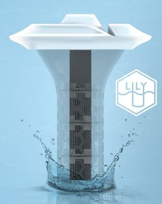 Lily, un dispositivo solar autosuficiente que elimina el mercurio de los lagos.