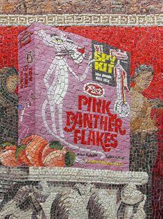Jim Bachor füllt die Schlaglöcher von Chicago mit Mosaiken auf - KlonBlog » KlonBlog