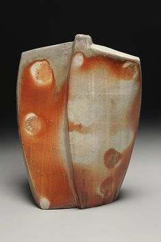 Eric Knoche Wood fired native stoneware