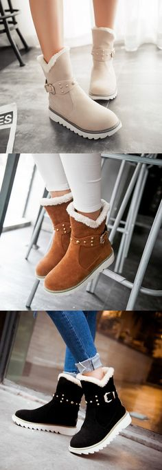 So Cute!Find more boots and winter shoes on Newchic,keep yourself stylish everyday.Don't miss the big deals on Newchic.Shop with me today.