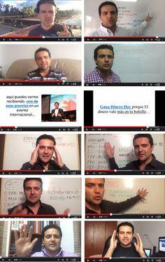 """12 """"Videos Gratis"""" de Como Construir Su Negocio, Ganar Dinero Online y Construir Su Riqueza. Inscríbase Gratuitamente Aquí ==> www.CreandoPlata.com"""