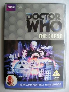 """""""The Space Museum"""" is an adventure of the second season of """"Doctor Who"""" classic series which aired in 1965 featuring the First Doctor, Ian, Barbara and Vicki. It follows """"The Space Museum"""" and it's a six parts adventure written by Terry Nation and directed by Richard Martin. Image from the British edition of the DVD. Click to read a review of this adventure!"""