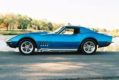 1964 corvette mako shark