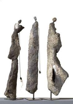Yolande Biver | Art 3D: Sculptures | Pinterest