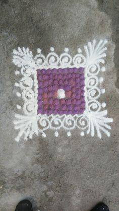 My art, everday rangoli design