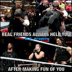 the shield are best friends :D