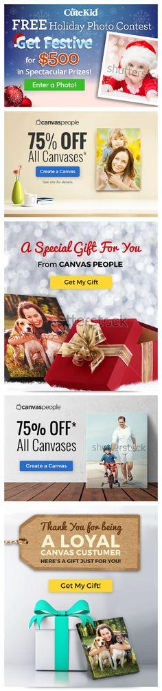 Compilation of ADs for Parent Media Group