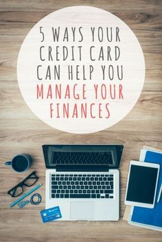 5 Ways Your Credit Card Can Help You Manage Your Finances - Credit Advice - Ideas of Credit Advice - 5 Ways Your Credit Card Can Help You Manage Your Finances National Debt Relief, How To Fix Credit, Federal Student Loans, Financial Success, Budgeting Finances, Money Matters, Finance Tips, Money Saving Tips, Money Tips