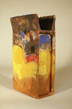 Robin Welch (British: 1936) - Slab Vessel