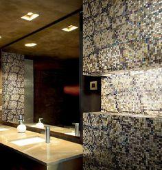 SICIS Pixall Mosaic Collection #SICIS #Mosaic #Art #Interiors