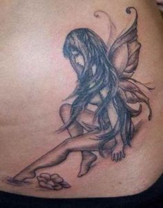 Los tatuajes de hadas y su significado - Batanga