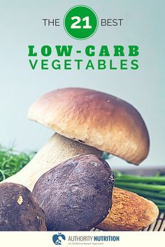Vegetables are a very important food group on a low-carb diet. Here are 21 healthy and delicious vegetables that are low in carbs: whatever the carb count is reduce that amount by the fiber count in any given food. Low Carbohydrate Diet, Low Carb Diet, Low Carb Vegetables, Veggies, Nutrition Tips, Low Carb Recipes, Vegan Recipes, Healthy Choices, Group