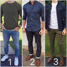 Casual fall, men's casual outfits winter, mens fall outfits, me Trend Fashion, Fall Fashion Outfits, Mode Outfits, Autumn Fashion, Men's Fashion, Mens Fall Outfits, Fashion Casual, Fashion Stores, Fashion Rings