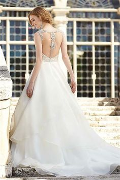 Wedding Dresses by Martina Liana