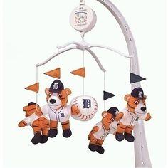 Mascotopia Baseball Mobile - Detroit Tigers