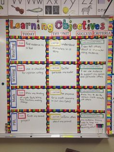 Engage Now- Learning Target Walls - teacher heath