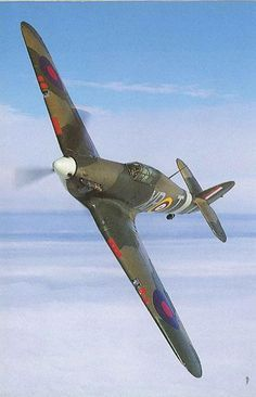 Hawker Hurricane.