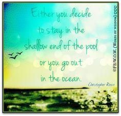 Swim :)