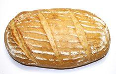 Surdeigsbrød av speltmel, fra starter til lavFODMAP-brød, steg for steg