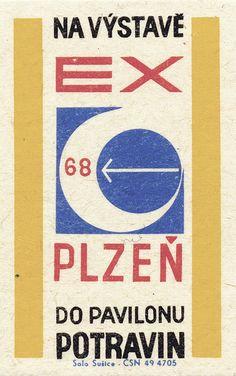 https://flic.kr/p/dHAHJx | Czechoslovakian matchbox label