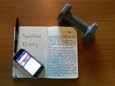 Diario di una spartana  - Day 1-