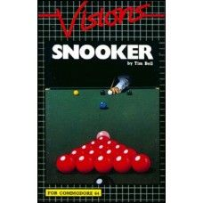 Snooker for Commodore Vic 20 from Visions