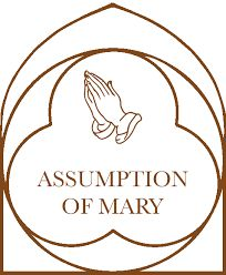 clipart for the feast of the assumption - Google Search