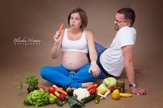 Fotografia ciążowa na weosoło :)  ©Blanka Nicman