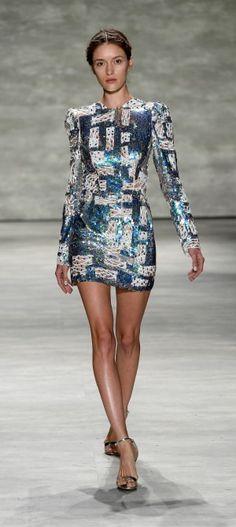 NY: Stella Nolasco - Runway - Mercedes-Benz Fashion Week Spring 2015