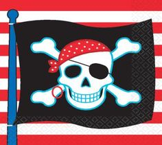 Pirates Party Supplies