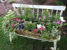 Garden Decorating Idea