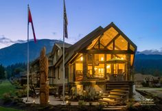 Custom Home Builders Harrison BC - Eagle Point Eyrie - Harrison Mills BC