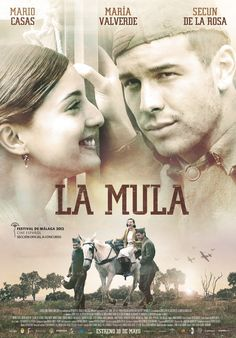 Directed by Michael Radford, Sebastien Grousset. With Mario Casas, María Valverde, Antonio Gil, Daniel Grao. A soldier protects a mule during the Spanish Civil War. Based on the novel by Juan Eslava Galan. Drama Movies, Hd Movies, Film Movie, Movies To Watch, Movies Online, Movies And Tv Shows, Movies 2019, Peliculas Audio Latino Online, Tv Series To Watch