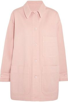 MM6 Maison Margiela - Denim Jacket - Pastel pink - IT46