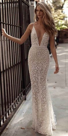 139 ideas for fall 2017 wedding dress trends part mariage mariage boheme champetre champetre deco deco robe romantique decorations dresses hairstyles Wedding Dress Trends, Sexy Wedding Dresses, Bridal Dresses, Wedding Gowns, Formal Dresses, Wedding Themes, Dresses Dresses, Wedding Ideas, Sexy Reception Dress