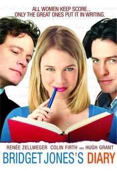 Bridget Jones Diary - Renee Zellweger, Colin Firth, and Hugh Grant Hugh Grant, Colin Firth, Renee Zellweger, See Movie, Film Movie, Comedy Movies, Epic Movie, Bridget Jones Diary Movie, Bridget Jones's Diary