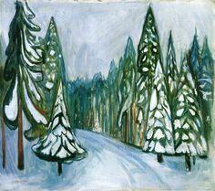 Neve nova, Munch