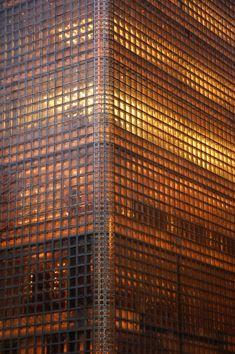 Maison Hermes by Renzo Piano | 5-4-19 Ginza, Chuo-ku, Tokyo, Japan