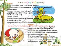 This Pin was discovered by Sev What Is Parenting, Kids And Parenting, Turkish School, Montessori Math, Childcare, Kids Learning, Activities For Kids, Kindergarten, Language