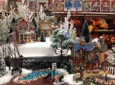 Christmas Village Displays - Bing Images