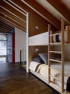 Gallery of Kicking Horse Residence / Bohlin Cywinski Jackson + Association with Bohlin Grauman Miller Architects - 10