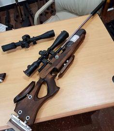 Weapons Guns, Airsoft Guns, Guns And Ammo, Air Rifle Hunting, Hunting Rifles, Rifle Stock, Custom Guns, Assault Rifle, Cool Guns
