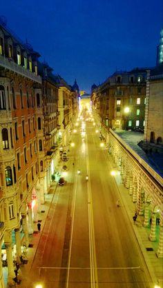 XX September Street - via XX Settembre, Genova, Italy